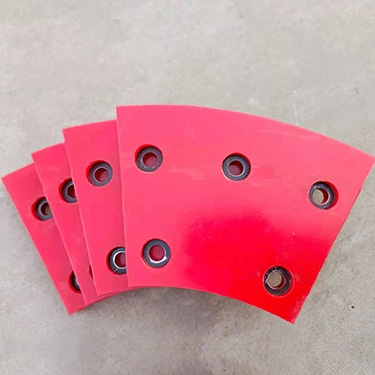 聚氨酯螺旋溜槽叶片